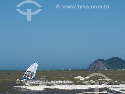 Assunto: Windsurf na Praia Rasa / Local: Armação dos Búzios - Rio de Janeiro (RJ) - Brasil / Data: 12/2011