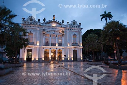 Assunto: Vista do Teatro Alberto Maranhão   / Local: Natal - Rio Grande do Norte (RN) - Brasil / Data: 03/2012