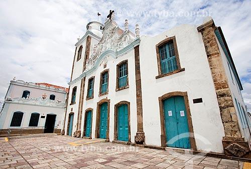 Assunto: Igreja e mosteiro de Santo Antonio - Conhecida como igreja do Galo  / Local: Natal - Rio Grande do Norte (RN) - Brasil / Data: 03/2012