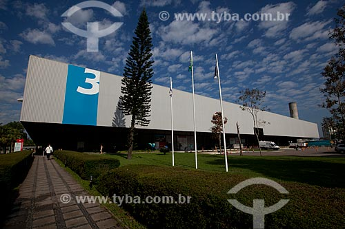 Assunto: Riocentro durante a conferência Rio+20 / Local: Jacarepaguá - Rio de Janeiro (RJ) - Brasil / Data: 06/2012