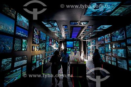 Assunto: Exposição Humanidades no Forte Copacabana durante a conferência Rio+20 / Local: Copacabana - Rio de Janeiro (RJ) - Brasil / Data: 06/2012