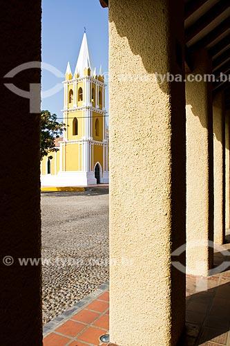 Assunto: Igreja de São Francisco (Iglesia de San Francisco) - O centro histórico onde está localizado a igreja foi declarado patrimônio cultural da humanidade / Local: Coro - Falcón - Venezuela - América do Sul / Data: 05/2012