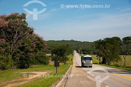 Assunto: Rodovia Francisco Alves Negrão entre as municípios de Capão Bonito e Taquarivaí / Local: Capão Bonito - São Paulo (SP) - Brasil / Data: 01/2012