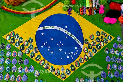 Assunto: Comércio de artesanato na Cúpula dos Povos durante a Rio+20 / Local: Glória - Rio de Janeiro (RJ) - Brasil / Data: 06/2012