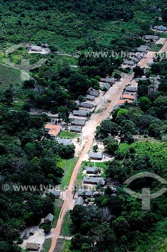 Assunto: Aldeia indígena na terra indígena de Araribóia / Local: Maranhão (MA) - Brasil / Data: 05/2012