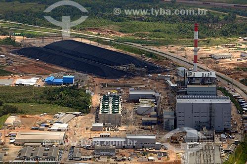 Assunto: Usina Termelétrica da MPX Energia, empresa do grupo EBX, de propriedade de Eike Batista, situada a 5 km do Porto de Itaqui / Local: São Luís - Maranhão (MA) - Brasil / Data: 05/2012