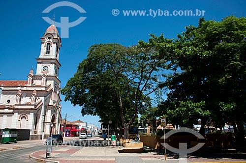 Assunto: Igreja Matriz Imaculada da Conceição / Local: Capão Bonito - São Paulo (SP) - Brasil / Data: 02/2012