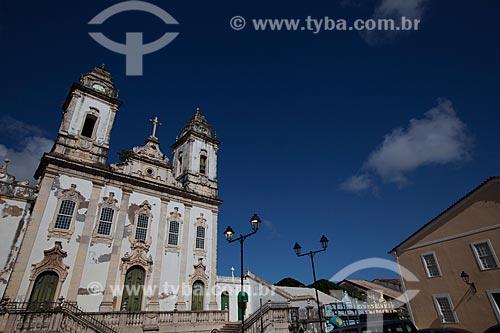 Assunto: Igreja da Ordem Terceira de Nossa Senhora do Monte do Carmo (1636)  / Local: Largo do Carmo - Salvador - Bahia (BA) - Brasil / Data: 07/2012