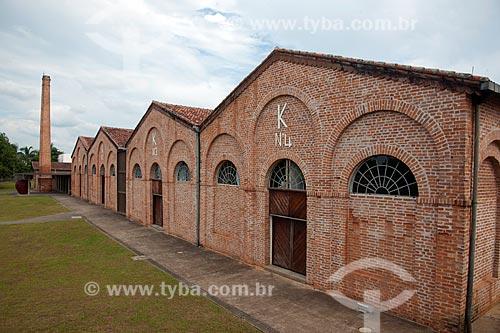 Assunto: Memorial da Imigração Japonesa - Museu KKKK (Kagai-Kogyo-Kabushiki-Kaisha) - Antigo armazém de arroz  / Local: Registro - São Paulo (SP) - Brasil / Data: 02/2012