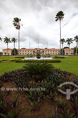 Assunto: Universidade Federal do Recôncavo da Bahia / Local: Cruz das Almas - Bahia (BA) - Brasil / Data: 07/2012