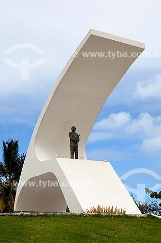 Assunto: Memorial Teotônio Vilela - Projeto do arquiteto Oscar Niemeyer / Local: Pajuçara - Maceió - Alagoas (AL) - Brasil / Data: 07/2012