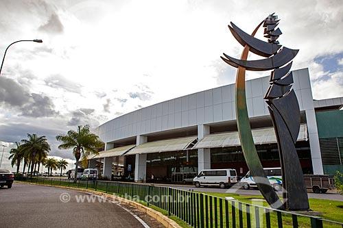 Assunto: Aeroporto Internacional Zumbi dos Palmares / Local: Maceió - Alagoas (AL) - Brasil / Data: 07/2012