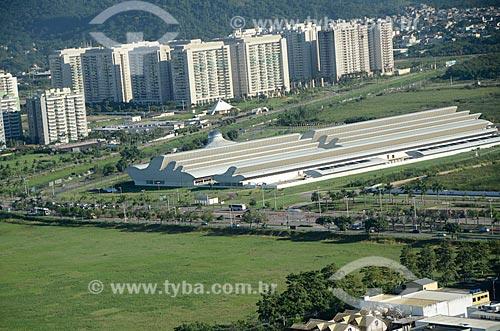 Assunto: Vista aérea do Hospital Sarah Kubitschek no bairro Barra da Tijuca / Local: Rio de Janeiro  -  Rio de Janeiro (RJ) - Brasil / Data: 05/2012