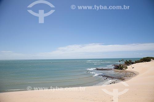 Assunto: Praia de Genipabu e Dunas / Local: Extremoz - Rio Grande do Norte (RN) - Brasil / Data: 07/2012