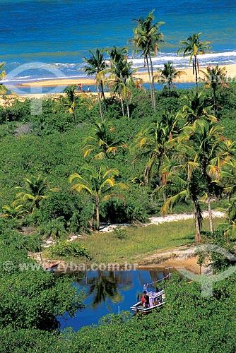 Assunto: Litoral Sul da Bahia - Trancoso / Local: Trancoso - Bahia (BA) - Brasil / Data: 2008
