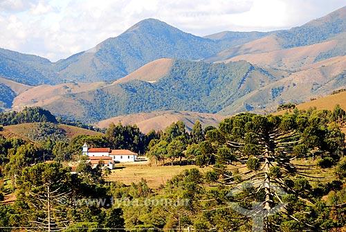 Assunto: Vista do Campo Redondo / Local: Itamonte - Minas Gerais (MG) - Brasil / Data: 07/2008