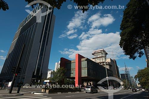 Assunto: Museu de Arte de São Paulo (MASP) / Local: São Paulo (SP) - Brasil / Data: 06/2012