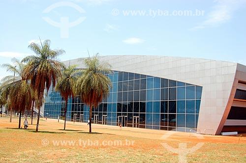 Assunto: Centro de Convenções Ulysses Guimarães (1979) / Local: Brasília - Distrito Federal (DF) - Brasil / Data: 10/2006