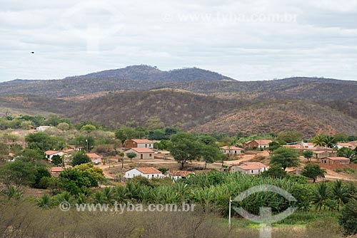 Assunto: Pequeno povoado na cidade de Barro no sudeste do Ceará / Local: Barro - Ceará (CE) - Brasil / Data: 08/2012