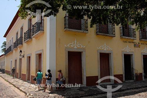 Assunto: Museu Casa Histórica de Alcântara (Século XIX) / Local: Alcântara - Maranhão (MA) - Brasil / Data: 09/2010