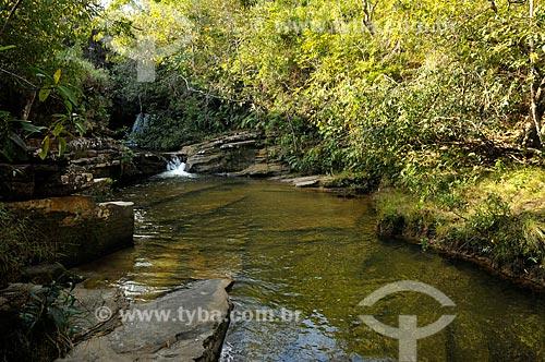 Assunto: Cachoeira Canion - Rio das Almas / Local: Pirenópolis - Goiás (GO) - Brasil / Data: 05/2012