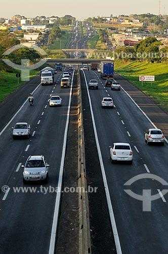 Rodovia Transbrasiliana (BR-153) também conhecida como Rodovia Belém-Brasília e Rodovia Bernardo Sayão - é a quarta maior rodovia do Brasil cruzando 8 estados  - São José do Rio Preto - São Paulo - Brasil
