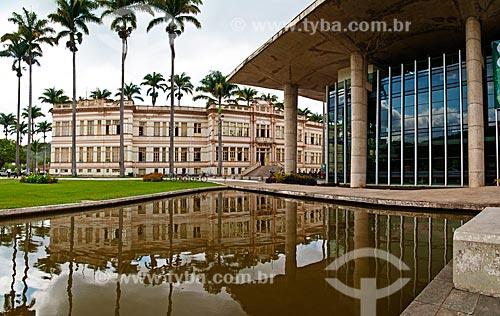 Assunto: Universidade Federal de Viçosa (UFV) - Prédio do Centro de Vivência com  / Local: Viçosa - Minas Gerais (MG) - Brasil / Data: 10/2010