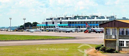 Assunto: Aeroporto Internacional de Entebbe / Local: Entebbe - Uganda - África / Data: 06/2010