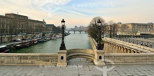 Assunto: Pont Neuf (Ponte Nova) - (1607) / Local: Paris - França - Europa / Data: 02/2012