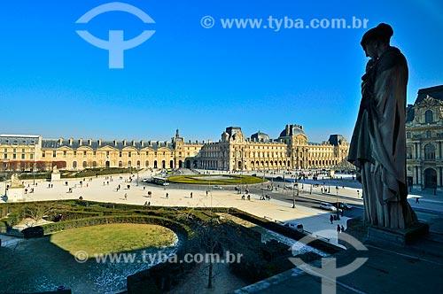 Assunto: Carrossel do Louvre - Galeria comercial subterrânea / Local: Paris - França - Europa / Data: 02/2012