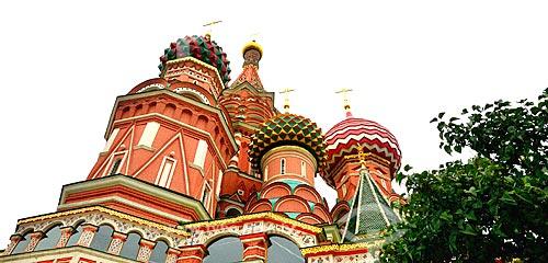 Assunto: Catedral de São Basílio (1561) / Local: Moscou - Rússia - Europa / Data: 09/2010