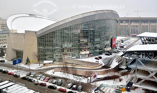 Assunto: Piscina Olimpiysky do Complexo Esportivo de Moscou / Local: Distrito de Meshchansky - Moscou - Rússia - Europa / Data: 11/2010
