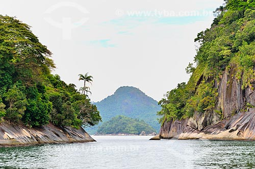 Assunto: Espaço entre as Ilhas de Paquetá e Itanhangá / Local: Distrito Ilha Grande - Angra dos Reis - Rio de Janeiro (RJ) - Brasil / Data: 12/2010