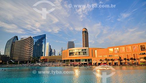 Assunto: Shopping de Dubai / Local: Dubai - Emirados Árabes Unidos - Ásia / Data: 01/2011