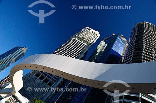 Assunto: Edifícios no centro financeiro / Local: Brisbane - Queensland - Austrália - Oceania / Data: 07/2011