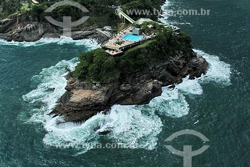 Assunto: Vista do Clube Costa Brava / Local: São Conrrado - Rio de Janeiro (RJ) - Brasil / Data: 12/2012