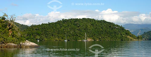 Assunto: Enseada de Paraty-mirim / Local: Paraty-Mirim - Paraty - Rio de Janeiro (RJ) - Brasil / Data: 07/2008