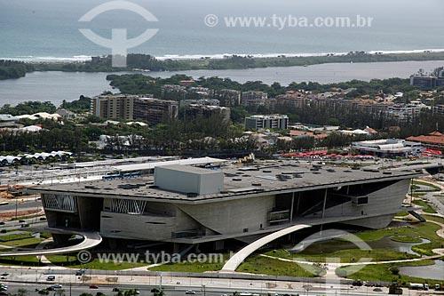 Assunto: Vista da Cidade da Música / Local: Barra da Tijuca - Rio de Janeiro (RJ) - Brasil / Data: 12/2012