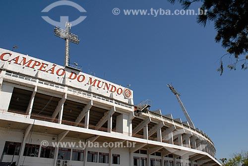 Assunto: Estádio José Pinheiro Borda - mais conhecido como Beira-Rio / Local: Porto Alegre - Rio Grande do Sul (RS) - Brasil / Data: 11/2011