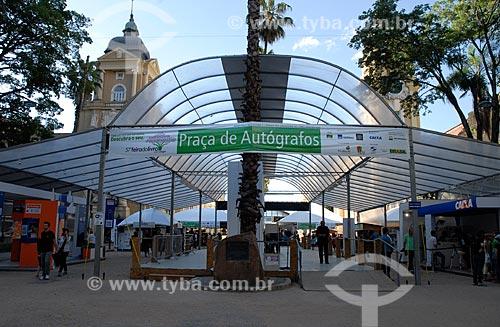 Assunto: Feira do Livro de Porto Alegre - Praça da Alfândega / Local: Porto Alegre - Rio Grande do Sul (RS) - Brasil / Data: 11/2011