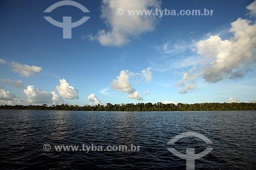 Assunto: Rio Araguari / Local: Amapá (AP) - Brasil / Data: 05/2012