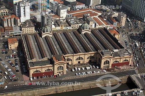 Assunto: Mercado Municipal Paulistano / Local: Sé - São Paulo (SP) - Brasil / Data: 10/2012