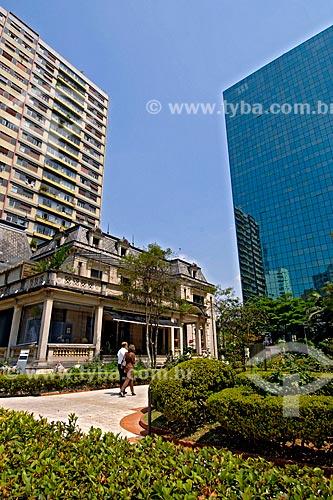 Assunto: Casa das Rosas na Avenida Paulista / Local: São Paulo (SP) - Brasil / Data: 10/2007