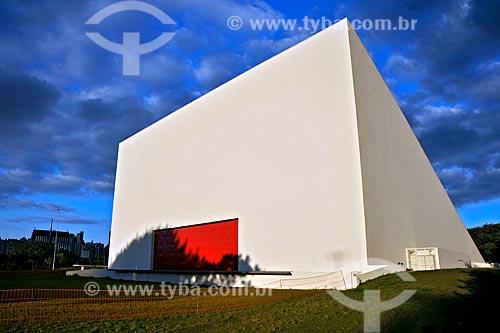 Assunto: Auditório no parque do Ibirapuera / Local: Ibirapuera - São Paulo (SP) - Brasil / Data: 07/2009