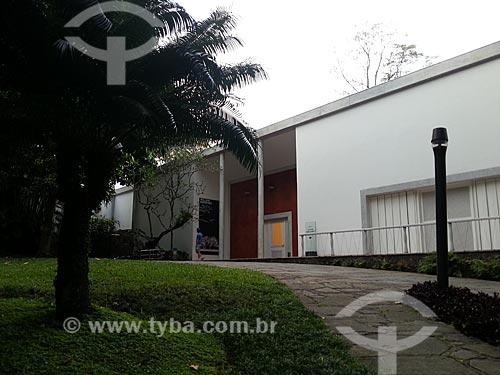 Assunto: Instituto Moreira Salles / Local: Gávea - Rio de Janeiro (RJ) - Brasil / Data: 12/2012