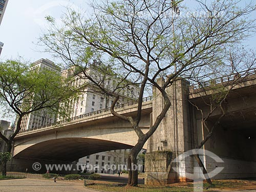 Assunto: Viaduto do Chá / Local: São Paulo (SP) - Brasil / Data: 09/2010