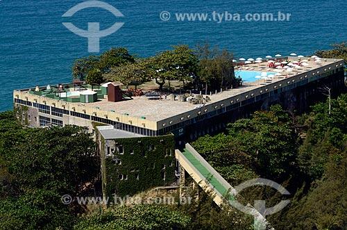 Assunto: Costa Brava Clube (1962) / Local: Joá - Rio de Janeiro (RJ) - Brasil / Data: 08/2012
