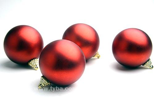 Assunto: Bolas para Árvore de Natal / Local: Estúdio / Data: 11/2012
