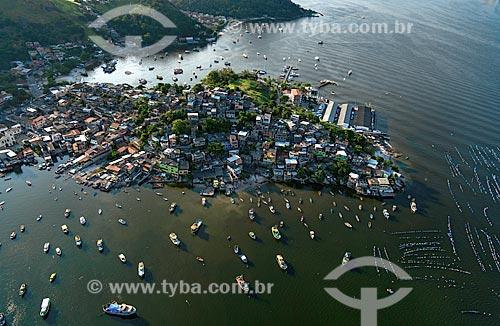 Assunto: Morro do Lazareto / Local: Jurujuba - Niterói - Rio de Janeiro (RJ) - Brasil / Data: 12/2012