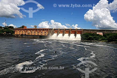 Assunto: Usina Hidrelétrica Barra Bonita / Local: Barra Bonita - São Paulo (SP) - Brasil / Data: 01/2009